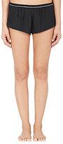 Curriculum Vitae Women's Angie Pajama Shorts-BLACK