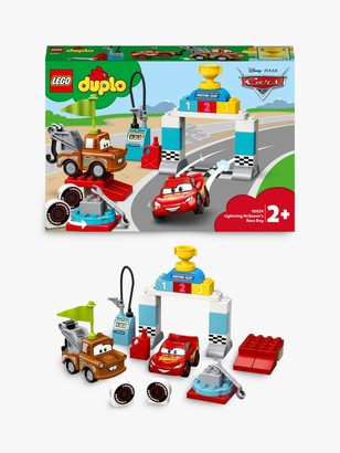 Lego DUPLO 10924 Lightning McQueen's Race Day