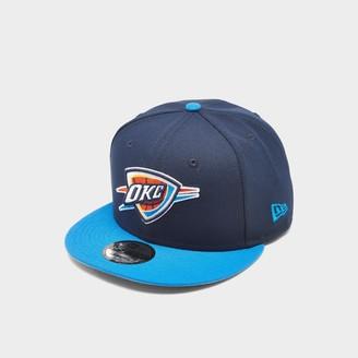 New Era Oklahoma City Thunder NBA Two Tone 9FIFTY Snapback Hat