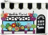 Vendula London Women's Small Zipper Florist Coin Purse