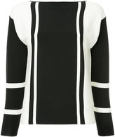 TOMORROWLAND striped jumper