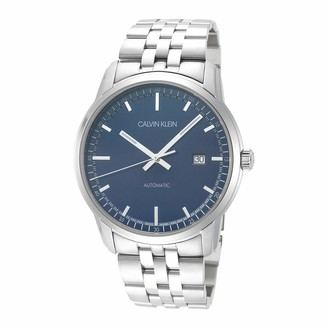 Calvin Klein Men's Automatic Watch with Stainless Steel Strap