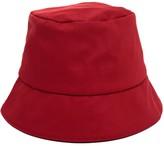 Justine Hats Red Bucket Hat