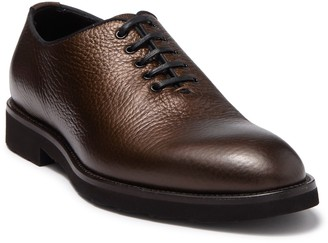 Dolce & Gabbana Leather Plain Toe Lace-Up Oxford