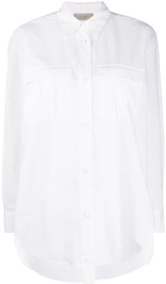 Maison Flaneur Oversized Cotton Shirt