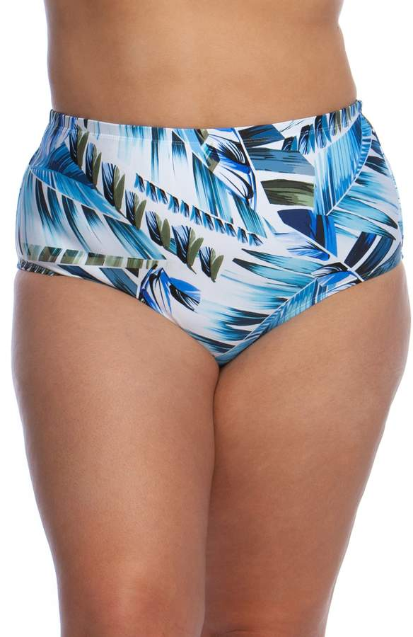 La Blanca Two Cool High Waist Bikini Bottoms