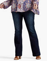Lucky Brand Plus Size Emma Flared Leg Jean In Banning
