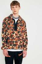 Columbia Classic Original Printed Buffalo Camo Fleece Sweatshirt
