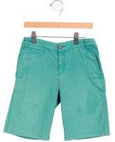 Bonpoint Boys' Mid-Rise Knee-Length Shorts