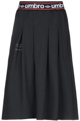 Umbro Knee length skirt
