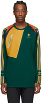 adidas Bed J.W. Ford BED J.W. FORD Green Edition Game Jersey T-Shirt