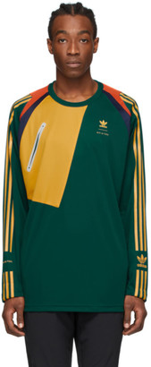 adidas BED J.W. FORD Green Edition Game Jersey T-Shirt