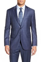 Peter Millar Men's 'Flynn' Classic Fit Check Wool Sport Coat