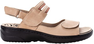 Propet Women's Open-Toe Leather Slingback Sandals - Greta