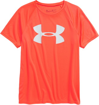 Under Armour Tech Big Logo Graphic Tee