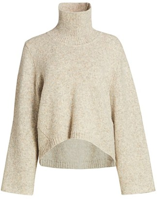 Totême Ravenna Wool-Blend Turtleneck