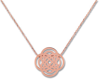 ginette_ny Baby Purity on Chain Necklace