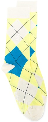 Pringle Reissued Classic Argyle socks