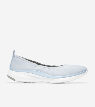 Cole Haan 3.ZERGRAND Rouched Slip-On Ballet Flat