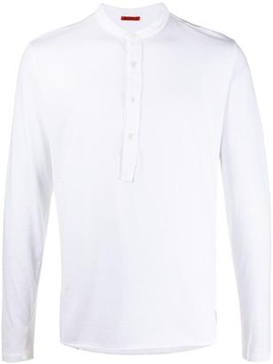 Barena henley long-sleeve T-shirt