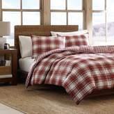 Eddie Bauer 201339 Edgewood Plaid Down Alternative Reversible Comforter Set