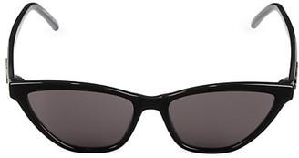 Saint Laurent 51MM Cat Eye Sunglasses