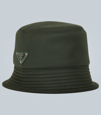 Prada Exclusive to Mytheresa - nylon bucket hat