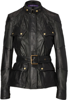 Ralph Lauren Grafton Leather Jacket