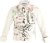 Mary Katrantzou X Current/Elliott The Snap Jacket