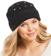 Betsey Johnson No Fuzz to Give Beanie