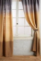 Anthropologie Dip-Dye Curtain