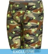 TYR Men's Camo Star All Over Jammer Swimsuit 8152272