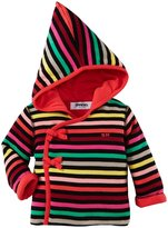 Sonia Rykiel Enfant Hooded Jacket (Baby) - Multicolor-6 Months