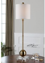Lulu & Georgia Mora Brass Buffet Lamp
