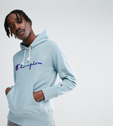 Champion Hoodie With Large Logo Exclusive To Asos