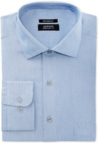 Alfani Men's Classic/Regular Fit Performance Stretch Easy Care Tattersall Dress Shirt, Created for Macy's