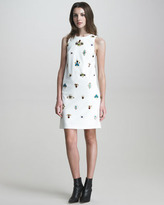 3.1 Phillip Lim Jeweled All Eyes On You Dress