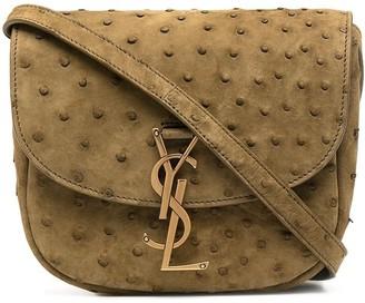 Saint Laurent small Kaia textured crossbody bag