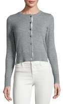 Theory Tommena Cashmere Cardigan, Gray