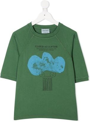 Bobo Choses Cloud Sculptor crew-neck T-shirt