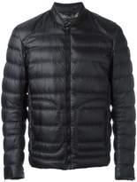 Belstaff banded collar jacket