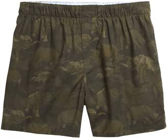 Banana Republic Camo Safari Boxer