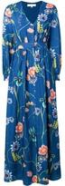 Borgo de Nor floral shirt dress