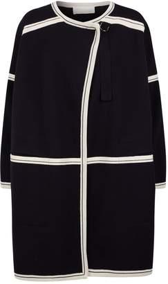 Chloé Two-Tone Wool Jacket