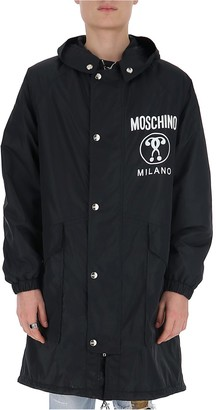 Moschino Logo Lightweight Jacket