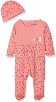 Dodo Homewear Baby Girls' LFD.REVES.ENS Onesie