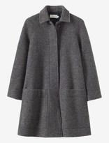 Toast Boiled Wool Coat