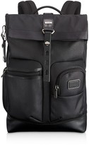 Tumi Alpha Bravo Reflective Luke Roll-Top Backpack