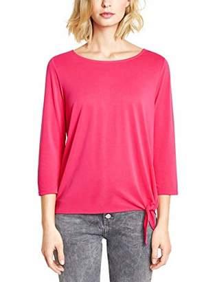 Street One Women's 313249 Femke Longsleeve T-Shirt, (Sunshine Yellow 11708), 18 (Size: )