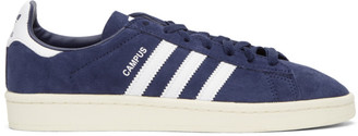 adidas Blue Campus Sneakers
